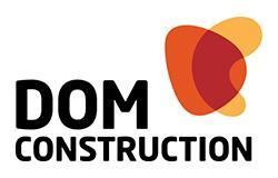 Logo Dom Construction